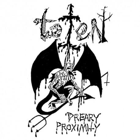 "TOTEN ""Dreary Proximity"" LP"