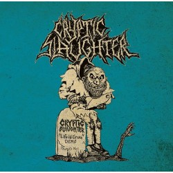 "CRYPTIC SLAUGHTER ""Life In Grave"" LP"