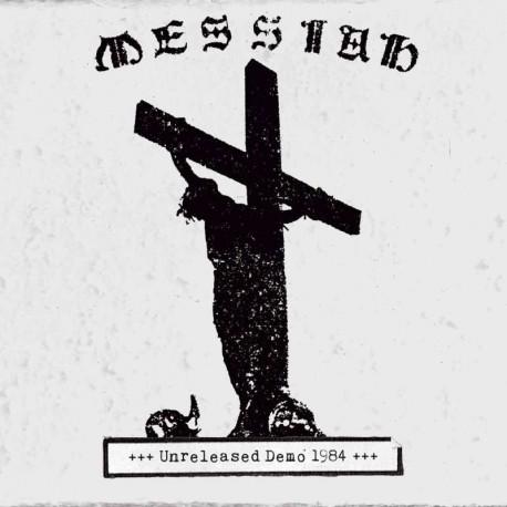 "MESSIAH ""Unreleased Demo 1984"" CD"