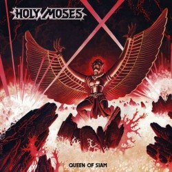 "HOLY MOSES ""Queen of Siam"" CD"