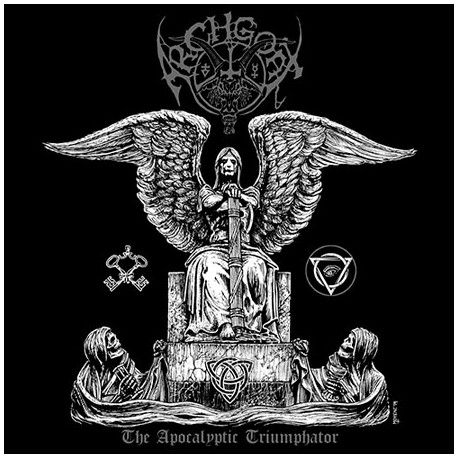 "ARCHGOAT ""The Apocalyptic Triumphator"" CD"