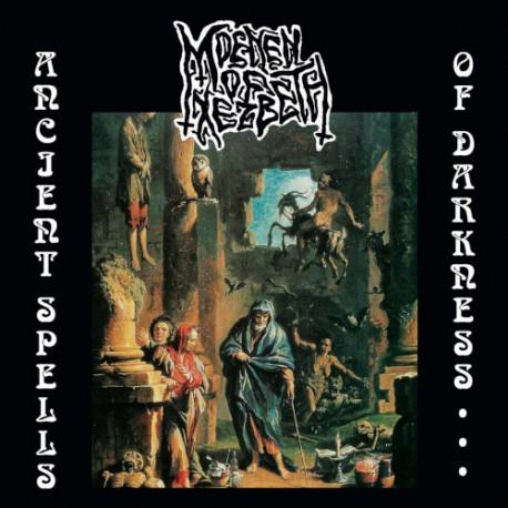 """MOENEN OF XEZBETH """"Ancient Spells of Darkness"""" CD"""