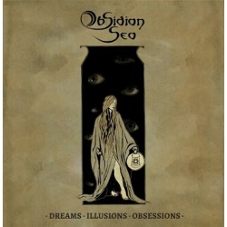 "OBSIDIAN SEA ""Dreams, Illusions, Obsessions"" CD"