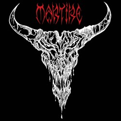 "MARTIRE ""Brutal Legions of the Apocalypse"" LP"