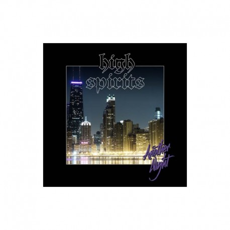 "HIGH SPIRITS ""Another Night"" LP"