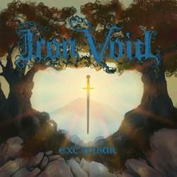"""IRON VOID """"Excalibur"""" LP"""