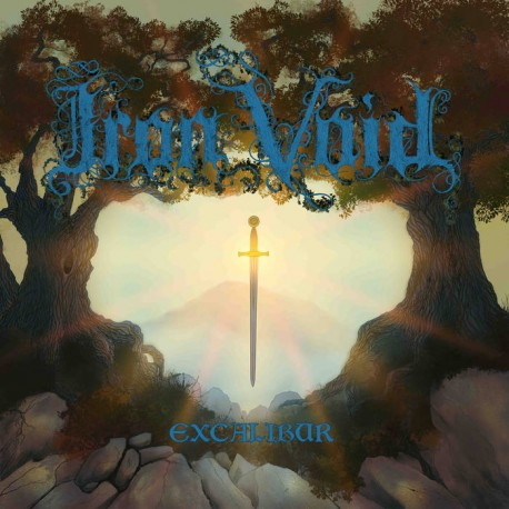 "IRON VOID ""Excalibur"" LP"