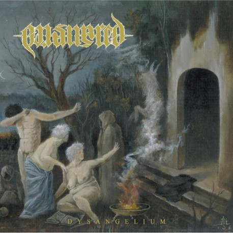 "ENSNARED ""Dysangelium"" LP"