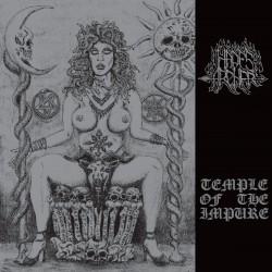 "HADES ARCHER ""Temple Of The Impure"" LP"