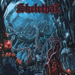"SKELETHAL ""Of the Depths..."" K7"