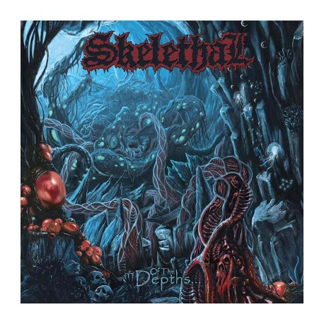 "SKELETHAL ""Of the Depths..."" Tape"