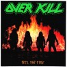 "OVERKILL ""Feel The Fire"" Tape"