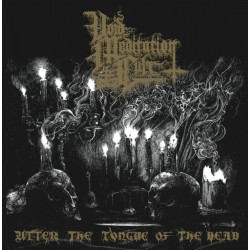 "VOID MEDITATION CULT ""Utter the Tongue Of The Dead"" CD"