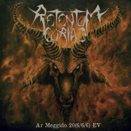 "RETENTUM CURIAE ""Ar Meggido 20(6/6/6) EV"" LP"