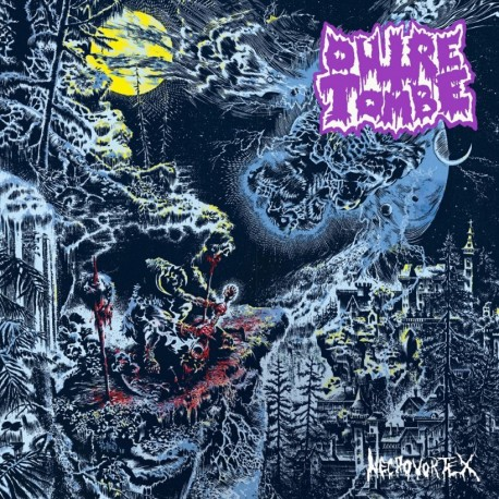 "OUTRE-TOMBE ""Nécrovortex"" LP *PRE-ORDER*"