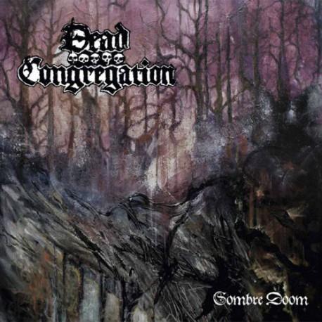 """DEAD CONGREGATION """"Sombre Doom"""" CD"""