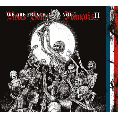 """V/A """"We Are French, Fuck You! 2"""" 2xCD"""