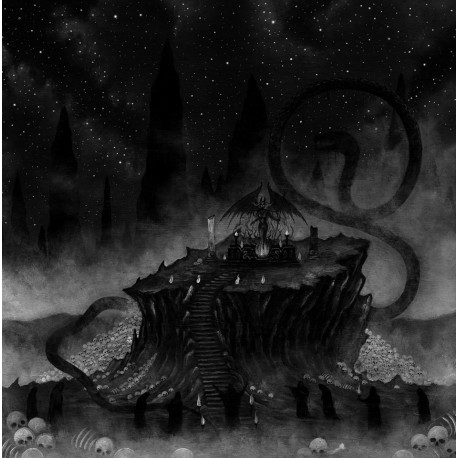"""GOATSPELL """"Ascension Of The Drakonian Cult"""" MLP"""