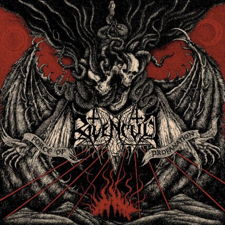 "RAVENCULT ""Force Of Profanation"" K7"