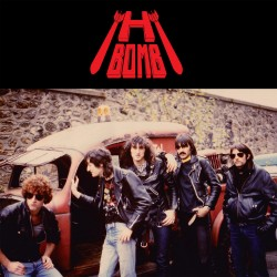 "H-BOMB ""Massacre"" LP"