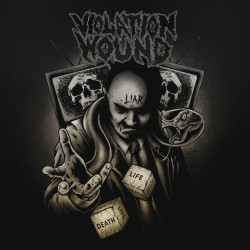 "VIOLATION WOUND / SURGIKILL ""Split"" 7""EP"