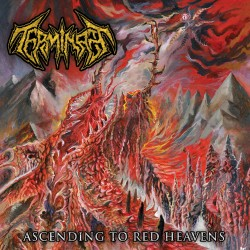 "TERMINATE ""Ascending To Red Heavens"" CD"