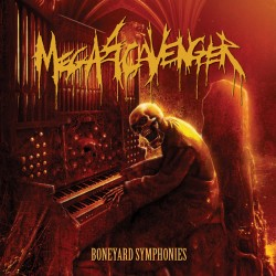 "MEGASCAVENGER ""Boneyard Symphonies"" CD"
