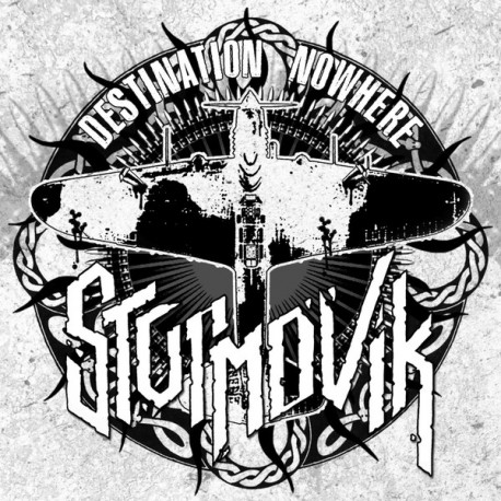 "STURMOVIK ""Destination Nowhere"" CD"