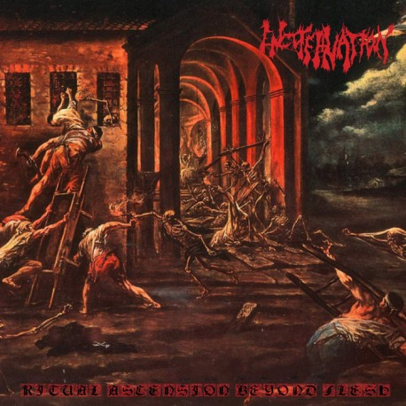 "ENCOFFINATION ""Ritual Ascension Beyond Flesh"" CD"