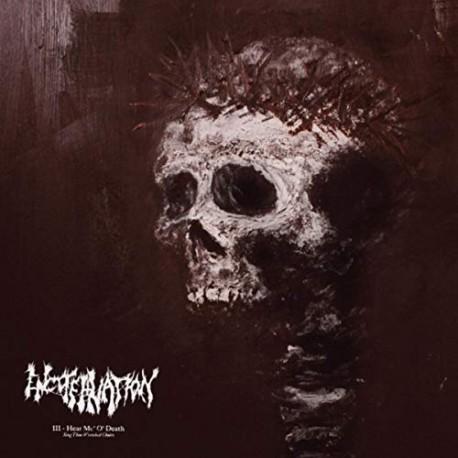 """ENCOFFINATION """"III - Hear Me, O' Death"""" CD"""