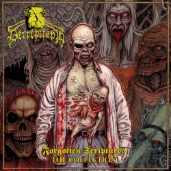 "DECREPITAPH ""Forgotten Scriptures"" CD"