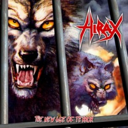 "HIRAX ""The New Age Of Terror"" LP"