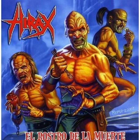 """HIRAX """"El Rostro De La Muerte"""" CD"""