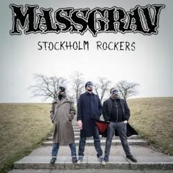 "MASSGRAV ""Stockholm Rockers"" LP"