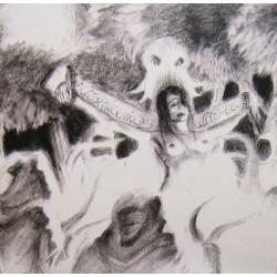 "NORTHWINDS / MARBLE CHARIOT ""Witchcoven/Darkness Descends"" Split 10"" EP"