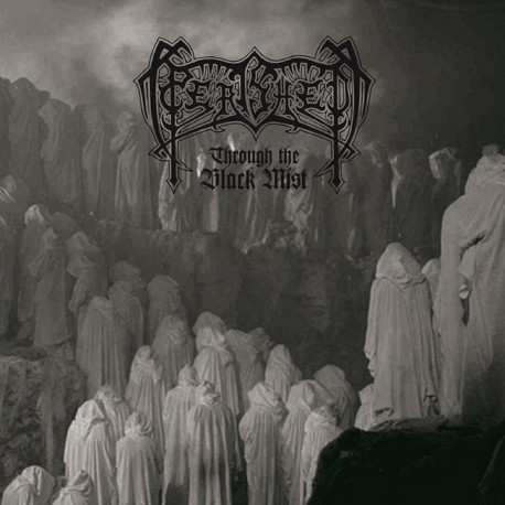 "PERISHED ""Through the Black Mist"" CD"