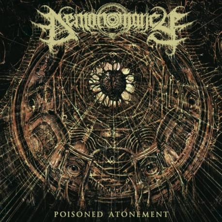 """DEMONOMANCY """"Poisoned Atonement"""" LP"""