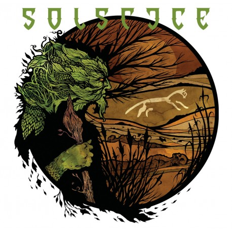 """SOLSTICE """"White Horse Hill"""" CD"""