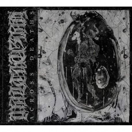 """MALTHUSIAN """"Across Deaths"""" LP"""