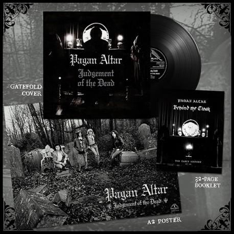 "PAGAN ALTAR ""Judgement of The Dead"" LP"