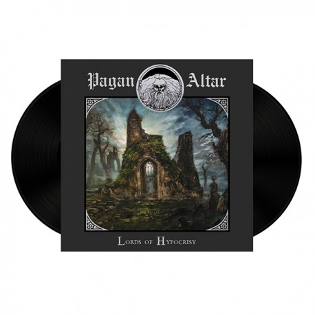"PAGAN ALTAR ""Lord Of Hypocrisy"" 2xLP *PRE-COMMANDE*"