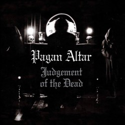 "PAGAN ALTAR ""Judgement of The Dead"" LP *PRE-COMMANDE*"
