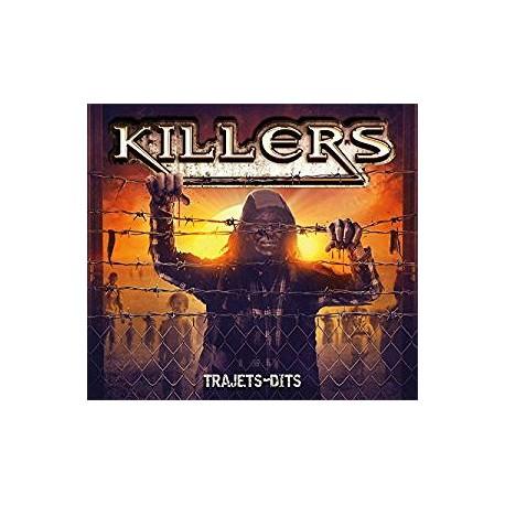 """KILLERS """"Trajets-Dits"""" CD"""
