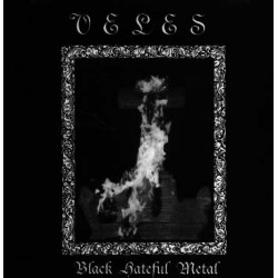 "VELES ""Black Hateful Metal"" CD"