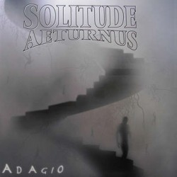 """SOLITUDE AETURNUS """"Adagio"""" CD"""