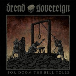 "DREAD SOVEREIGN ""For Doom The Bell Tolls"" CD"