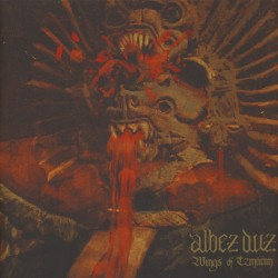 "ALBEZ DUZ ""Wings Of Tzinacan"" CD"