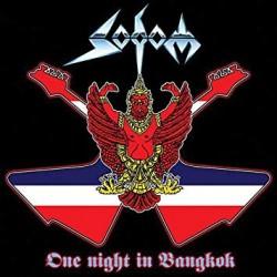 "SODOM ""One Night In Bangkok"" CD"