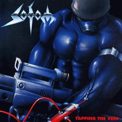 "SODOM ""Tapping the Vein"" CD"