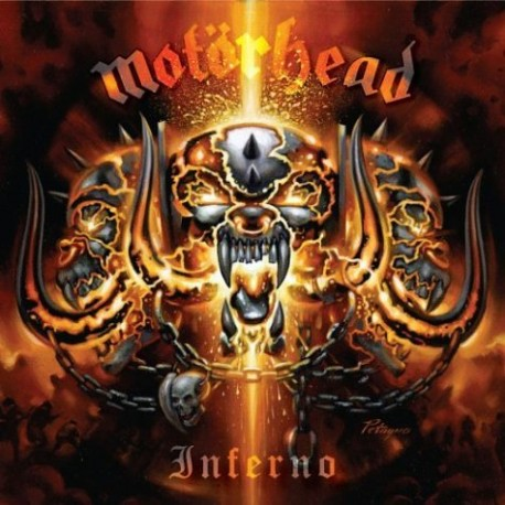 """MOTÖRHEAD """"Inferno"""" CD"""